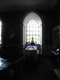 Gothic Dining Room by Leixlip Castle Dining Room U2013 Ireland