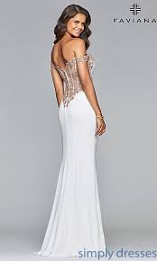 Dinner Dresses Reception Dinner Dresses Semi Formal White Dresses
