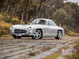 mercedes auctions rm sotheby s 1954 mercedes 300 sl gullwing amg