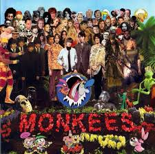 sargeant peppers album cover 13 best pepper images on lonely heart the beatles and