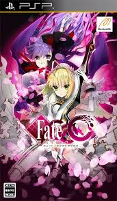 theme psp fate stay night the fate extra ccc translation project iwakura productions