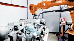 kuka robots for arc welding kuka ag