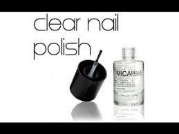 uses of clear nail polish tips u0026 tricks to make life easier