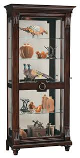 Oak Curio Cabinets Curio Cabinet Large Solid Wood Curioetssolidets With Glass