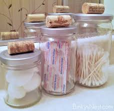 kitchen jars and canisters twenty8divine kitchen bathroom canisters diy