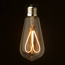 Type G Led Light Bulb by Dimmable Vintage Led Light Globes