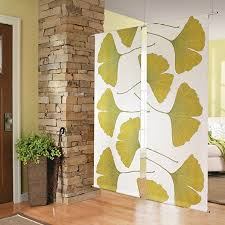 Fabric Room Divider In A Small Home Or Studio Apartment There Isn T Always Enough Room