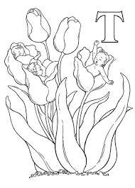 alphabet elf letter i coloring pages female elf afraid to a frog