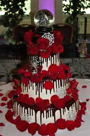 simple halloween cakes decoration wonderful halloween wedding decoration would be
