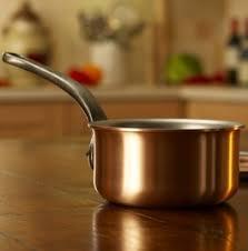 Copper Cookware Copper Saucepans Copper Kitchen Design In