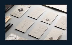 Hotel Business Card Combining Foils And Embossing For Business Card Designs Sultan