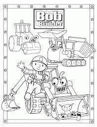 bob the builder coloring pages pictures ausmalbilder pinterest