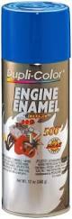 amazon com dupli color de1621 ceramic old ford blue engine paint