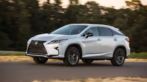 lexus rx 350 luxury package 2017 lexus rx350 f sport everything you need to know about lexus