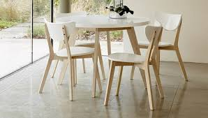 round table and chairs pick of the week dakota white wash round table set frances hunt