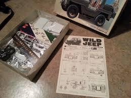 jeep mitsubishi nichimo 1 20 wild jeep mitsubishi motorized rare