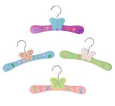 Childrens Coat Hangers Clothes Hangers For Children U2013 Buy Butterfly Baby Clothes Hangers