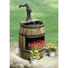wonderful lowes whiskey barrel planter twuzzer