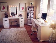Ikea Vanity Table With Mirror And Bench My New Ikea Makeup Vanity Diy Style Ikea Drawers Makeup