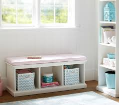 Cushioned Storage Bench Cushioned Storage Bench Treenovation