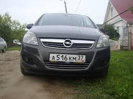 opel zafira 2013 опель зафира 2013 года 1 8 литра в июне 2014г купил себе новое