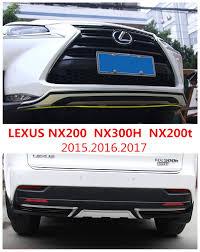 lexus nx 200t price puerto rico online buy wholesale lexus rx450h front bumper from china lexus