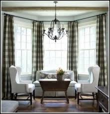 Black White Gray Curtains Black And White Plaid Curtains Foter