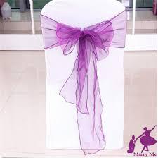 table sashes 100pcs free shipping wedding chair sash bow table sashes runner