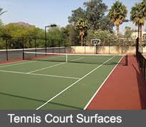 Backyard Tennis Courts Backyard Basketball Court Builders Of Arizona