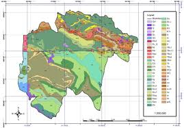 Tehran Map A Study Of The Relationship Between Landslide And Active Tectonic