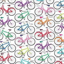 bicycle wrapping paper i want to ride my bicycle wrapping paper look no