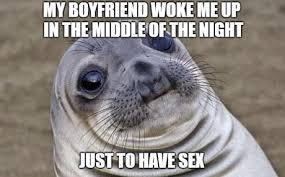 Awkward Seal Meme - best 30 awkward moment seal fun on 9gag