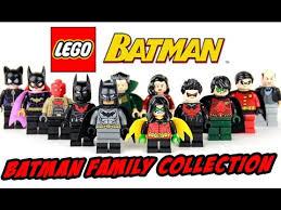 batman of the family lego batman family collection review showcase