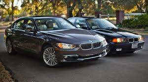 1997 bmw 328i review 3 on 3 1996 bmw 328i vs 2012 328i the 1990s car was a paragon