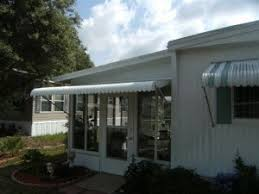 Side Awnings Awnings Hernando Aluminum Inc
