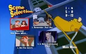 Brave Little Toaster Movie The Brave Little Toaster To The Rescue 1997 Dvd Movie Menus