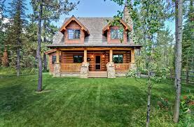 Slokana Log Home Log Cabin Small Log Cabins Cabin Floorplans Builders Slokana House Plans