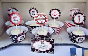 nautical party supplies a summer nautical birthday party party ideas party printables