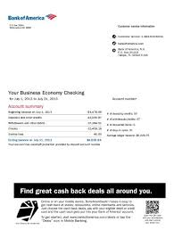 Bank Of America Business Card Services Convert Pdf Bank Statements Or Csv Files To Qbo For Quickbooks