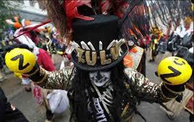 zulu parade mardi gras 2015 youtube