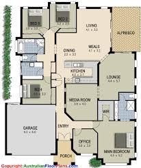 four bedroom house floor plans enchanting floor plans for a four bedroom house including bath