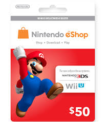 nintendo eshop gift card nintendo eshop card us email delivery mygiftcardsupply