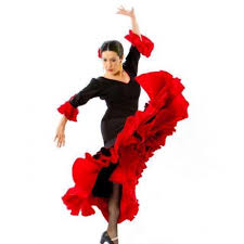 Spanish Dancer Halloween Costume Flamenco Closet Creations
