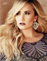 demi lovato earrings demi lovato on desire to be a as she stuns in glamorous