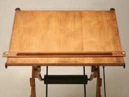 Vintage Wood Drafting Table Vintage Drafting Table Excellent Vintage Drafting Table Step By