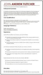 cv sle language skills on resume how to write and analysis paper cara
