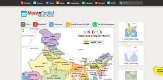 Bhopal India Map by Top 10 Best Online Maps Of 2017
