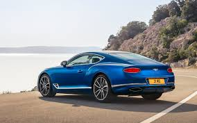 bentley car 2018 bentley continental gt revealed the car guide