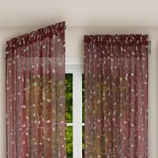 Home Depot Drapery Hardware Achim Brent 20 In L 36 In L Innovative Swing Arm Curtain Rod