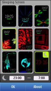 download themes for nokia e6 belle nokia sleeping screen for nokia e6 00 free download in screensavers tag